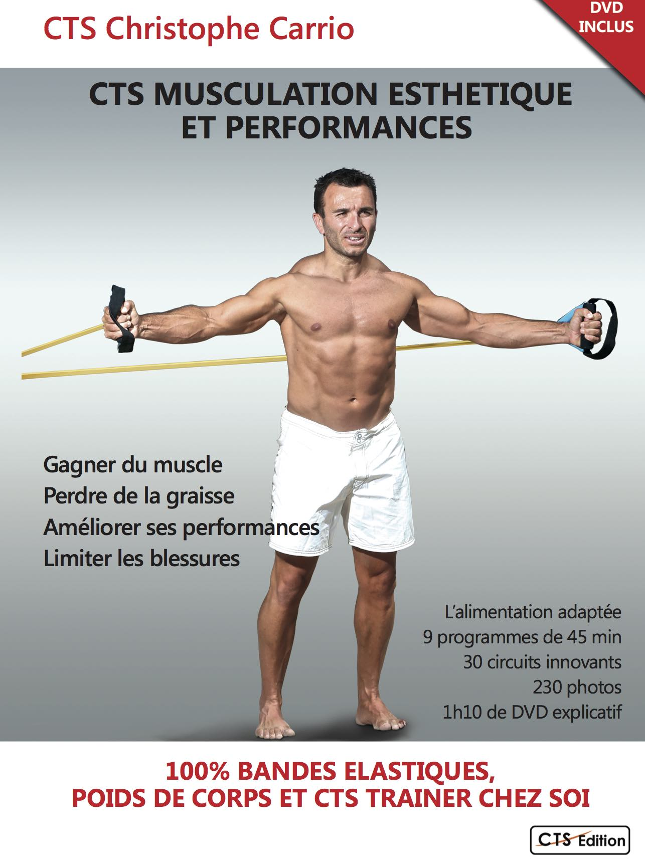 dvd musculation athletique fondamentale