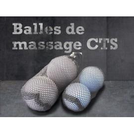 Pack Balles de massage CTS