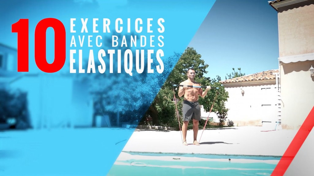 Musculation récup prépa physique 10 raisons d'utiliser les bandes élastique