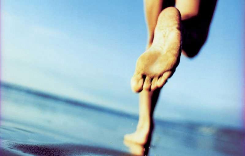 Pourquoi s'entrainer pieds nus ?