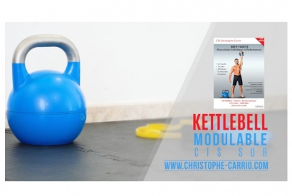 Pourquoi choisir une kettlebell modulable
