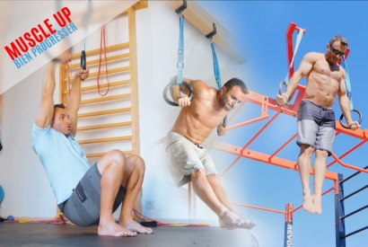 Muscle up:  apprendre, progresser et prendre du muscle mais sans blessure