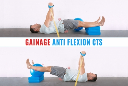 GAINAGE-DYNAMIQUE: Un circuit contre la position assise